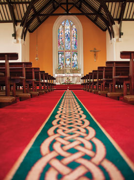 Quinns-Carpets-St-Marys-Church-Mullaghbawn